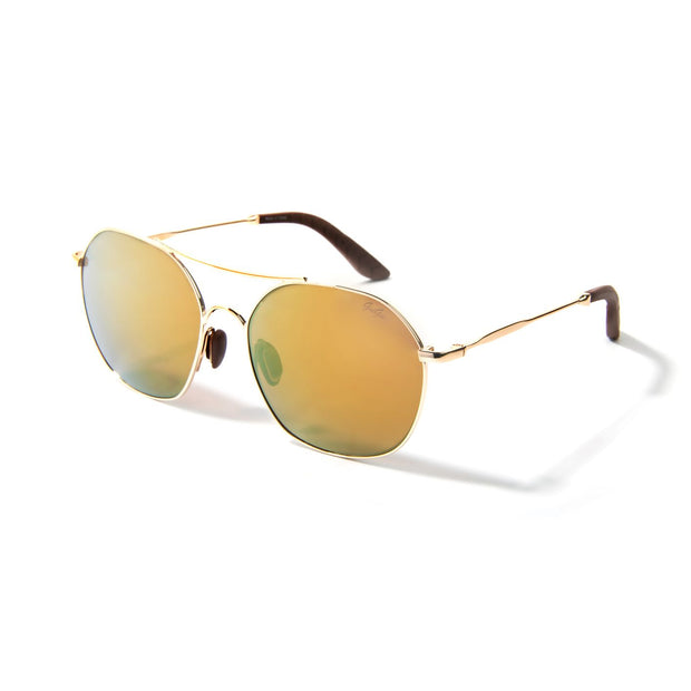 Gidgee Eyes Cadence Sunglasses - Gold