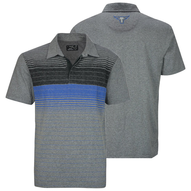 Mens Pure Western Brock Polo