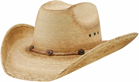 Outback Palm Leaf Hat