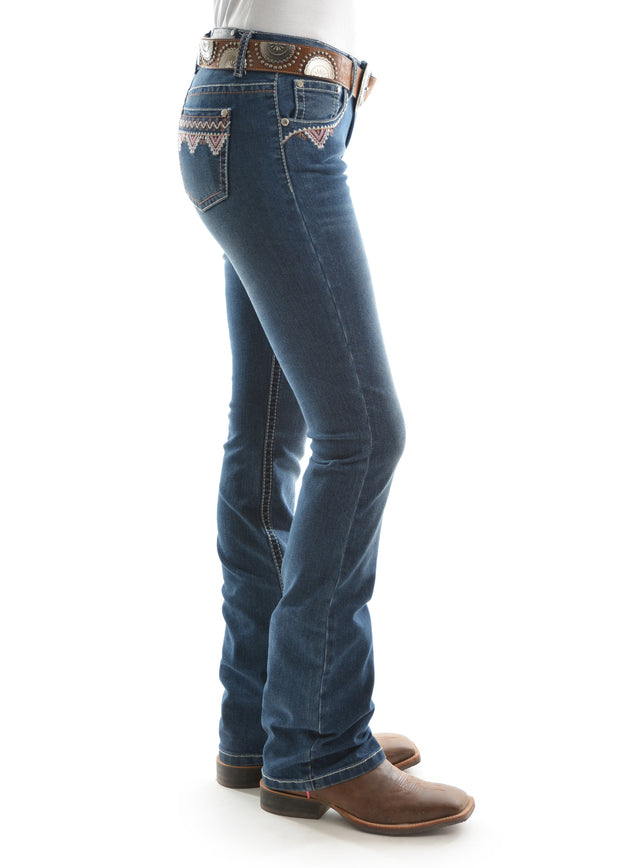 Pure Western Ladies Darcy Bootcut Jean
