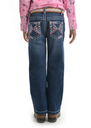 Pure Western Girls Holly Boot Cut Jean