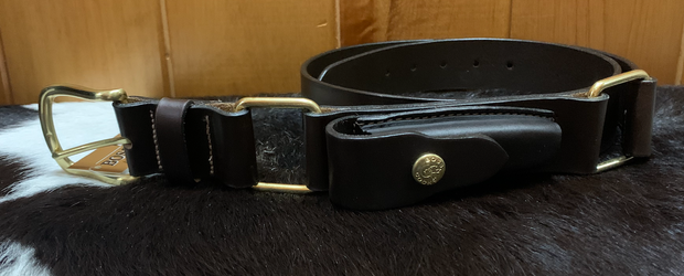 Copy of Boss Cocky Station Knife Belt