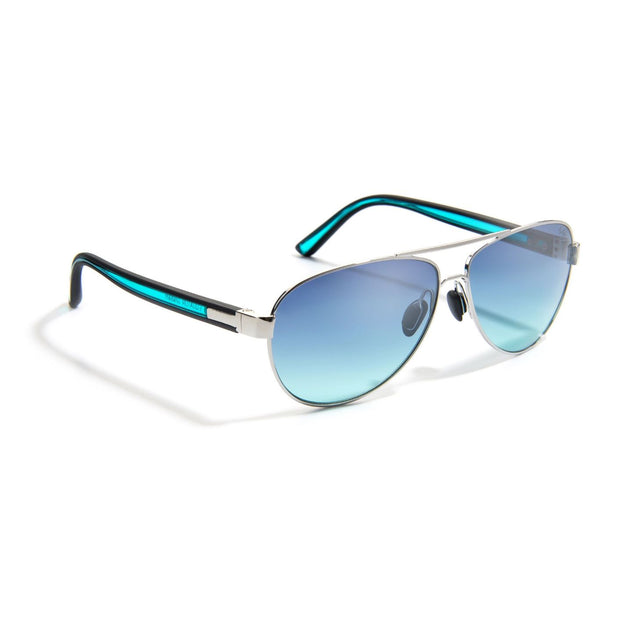 Gidgee Eyes Equator Sunglasses- Gradient Crystal