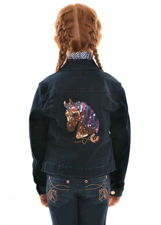 Thomas Cook Girls Angel Denim Jacket