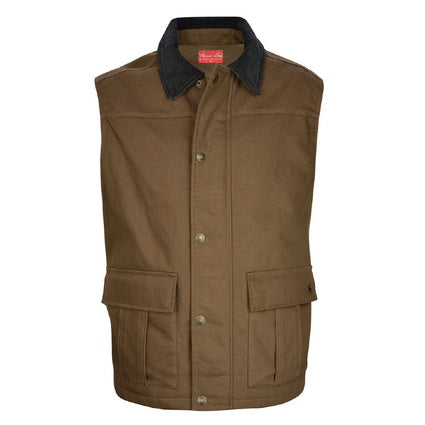 Thomas Cook Mens Kim Canvas Vest