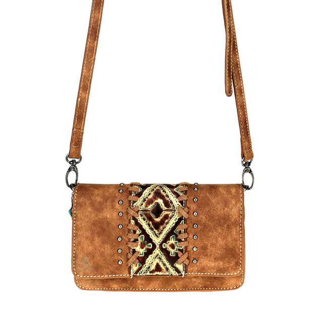 Trinity Ranch Embossed Collection Belt Bag/Crossbody