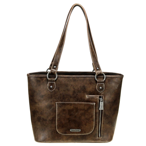 Trinity Ranch Hair- On Tote
