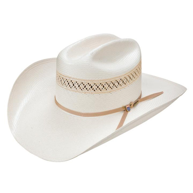 Resistol Wildfire Natural / Tan Straw Hat