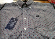 Cinch Mens L/S Shirts