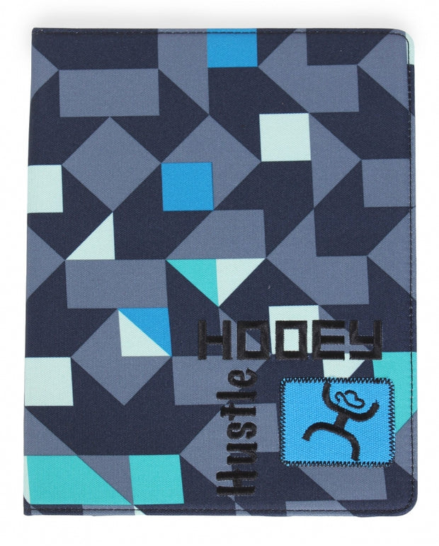 Hooey IPad Cover - Multi Abstract