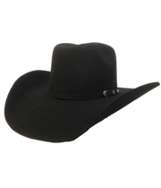 Mavericks Black Felt Hat