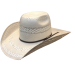 Mavericks El Paso Straw Hat