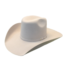Mavericks Silver Belly Felt Hat - Sand