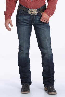 Cinch Mens Ian Slim Fit March Dark Rinse