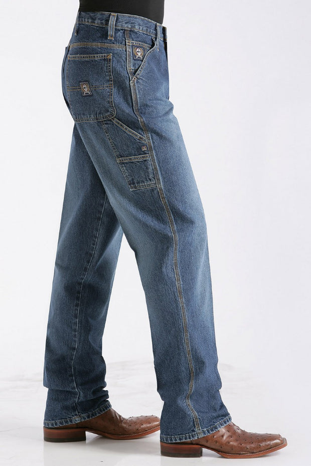Cinch Mens Blue Label Jeans - Carpenter
