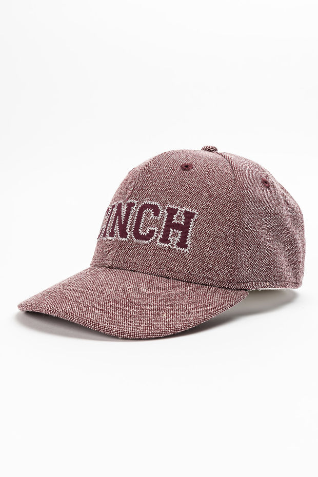 Cinch Men's Leo Burgundy Cap