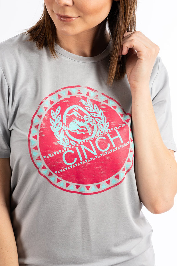 Ladies Cinch Danvers T-Shirt
