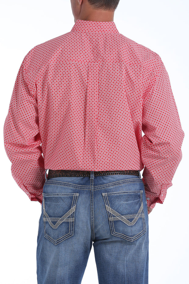 Cinch Mens Diggle Long Sleeved Shirt