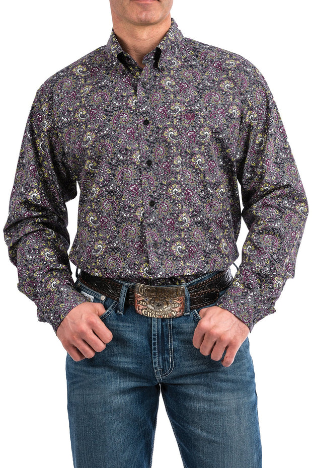 Cinch Mens Keltz L/S Shirt