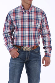Cinch Mens Howard L/S Shirt