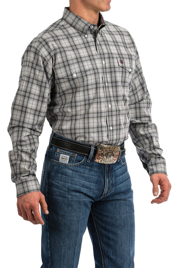 Cinch Mens Bart L/S Shirt