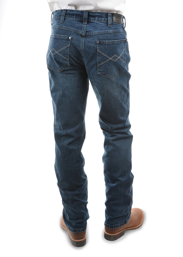 Pure Western Heath Slim Straight Jean