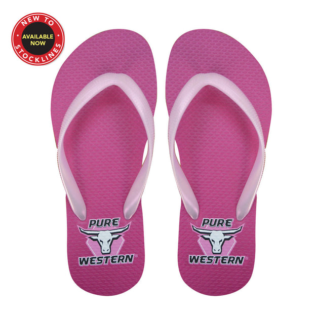 Pure Western Candy Kids Thongs
