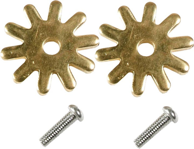 Brass Spur Rowels