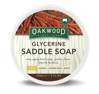 OAKWOOD GLYCERINE SADDLE SOAP
