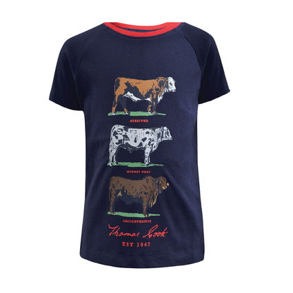 Thomas Cook Boys Bull Breed S/S Tee