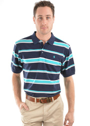 Thomas Cook Leo S/S Polo - Sea Green
