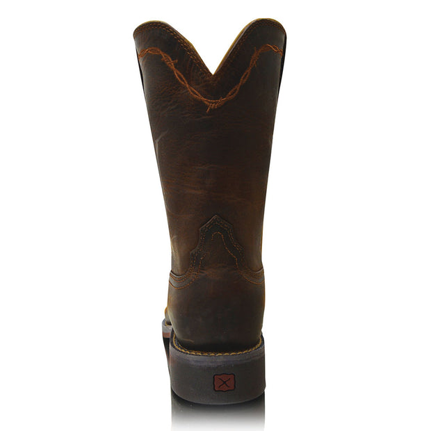 Twisted X Ladies Roper - Waterproof Leather