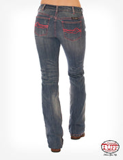 Cowgirl Tuff Wildfire II Ladies Jeans