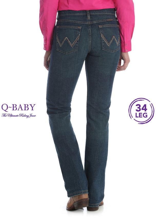 Wrangler Q Baby Ultimate Riding Jean - Tuff Buck