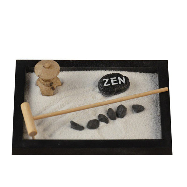 3 Reasons Why Every Boss Lady Needs a Meditation Stress Relief Zen Garden