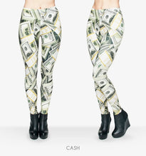 Boss Lady Money  Stretchy Slim Fit Leggings - Boss Lady Swag
