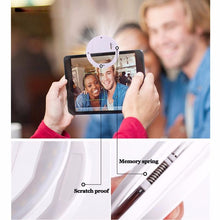 Selfie Ring Light LED Flash for Your Phone - Boss Lady Swag