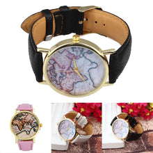 Conquer the World Vintage Earth World Map Watch - Boss Lady Swag
