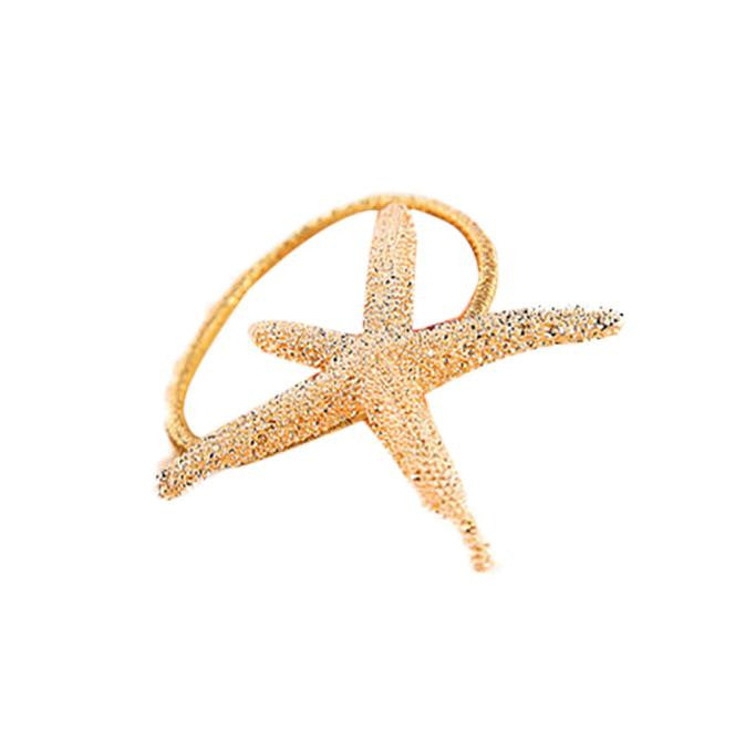 Sparkly Starfish Hair tie - Boss Lady Swag