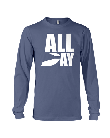 "Women's ""All Day"" Long Sleeve Tee"