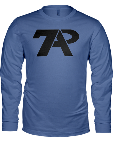 Men's AP7 Long Sleeve Dri-Fit Performance Tee