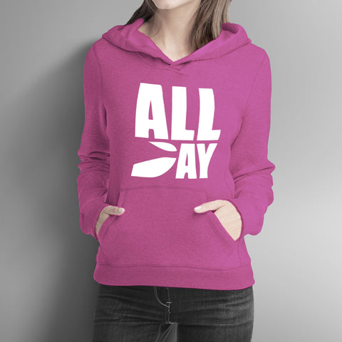 "Women's GRiND ""All Day"" 2.0 Hoodie*"