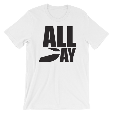 "Unisex ""All Day"" Tee"