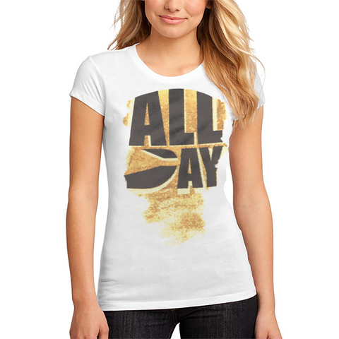 "Women's GRiND ""All Day"" Slim Fit Graphic Tee"