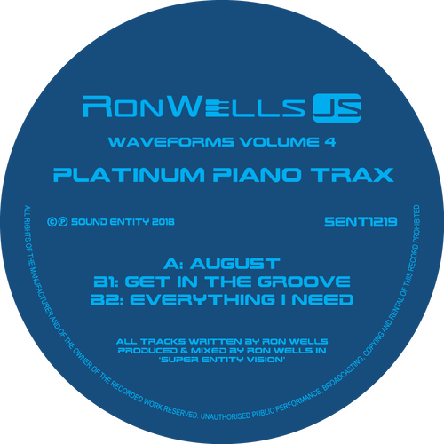 Waveforms IV - Platinum Piano Trax
