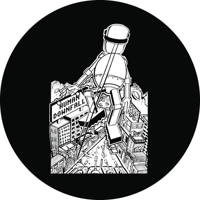 Mike Ash - Human Downfall EP (Pre Order 12