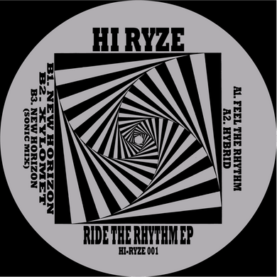 HI RYZE - Ride The Rhythm EP 12