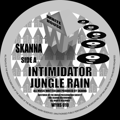 Skanna - Intimidator EP (Ltd Edition 4 track 12