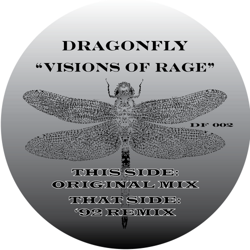 Dragon Fly - Visions of Rage (12