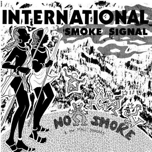 No Smoke - INTERNATIONAL SMOKE SIGNALS (2 X LP)